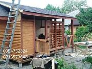 Стройка в Донецке. Построю пристройку к дому, веранду, террасу, бытовк Донецк