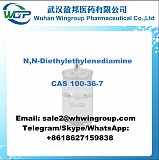 Buy N,N-Diethylethylenediamine CAS 100-36-7 with High Purity and Safe Delivery +8618627159838 Томск