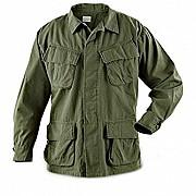 Армейская куртка США времен Вьетнама. Coat Man's Combat Tropical Донецк