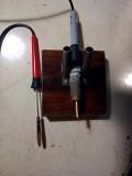 Электро шпатель зуботехнический (самодельный).
