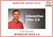 Clay Collins - Interactive Offer 2.0 - MARKETING COURSES CHEAP Москва